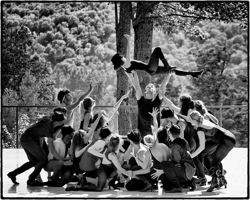 Finding Inspiration at Jacob's Pillow Dance Festival